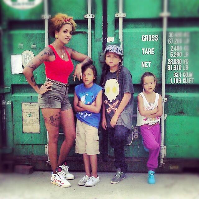 Yelawolf Kids Street Style: T...